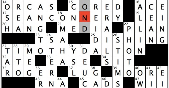 Rex Parker Does The NYT Crossword Puzzle Long Term Inmate