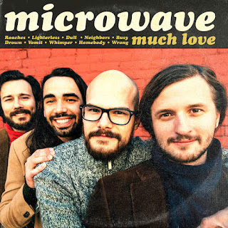 Microwave - Much Love (2016) - Album Download, Itunes Cover, Official Cover, Album CD Cover Art, Tracklist