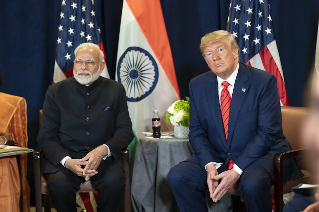 America is Ready to Mediate Between the two Countries, Donald Trump said on India-China Border Dispute.