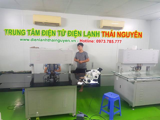 Sửa Tivi Sony Tại Nhà Ở Thái Nguyên | Thợ Giỏi