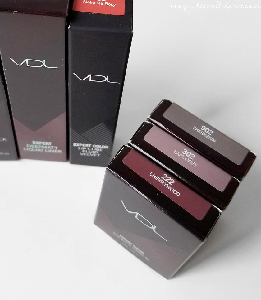 bblogger, bbloggers, bbloggerca, bbloggersca, canadian beauty bloggers, beauty blog, vdl, vdl cosmetics, k beauty, k-beauty, korean beauty, eyeshadow, expert color, eye book mono, earl grey, cherrywood, sharkskin, matte, shimmer, review, swatches