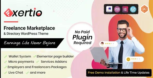Best Freelance Marketplace WordPress Theme
