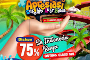 Teejay Waterpark Promo Se Indonesia Raya Diskon 75% Apresiasi Sekolah Luar Biasa