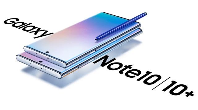 Samsung Galaxy Note 10 | 10+ Gyroscope Sensor pada S-Pen