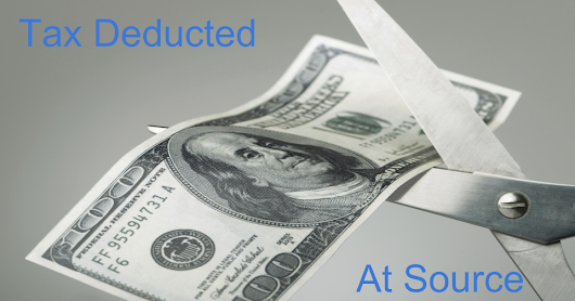Tax Deducted at Source - TDS A Complete Guide - ActRules