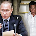 WATCH! Pamangkin ni Russia President Vladimir Putin Nagpaabot ng Kakaibang Mensahe Kay Pangulong Duterte!