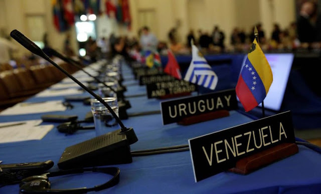 Gobierno de Guaidó puede convocar reunión del Tiar en la OEA