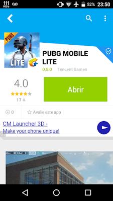 PUBG MOBILE LITE v0.5.0