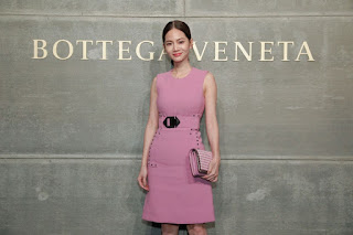 Joanne Tseng At Bottega Veneta Show At New York Fashion Week 2018