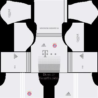 Link Kostum Dream League Soccer Bayern Munchen