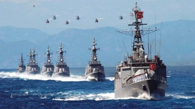 Νέες NAVTEX εξέδωσε η Τουρκία για στρατιωτικές ασκήσεις ανήμερα της 28ης Οκτωβρίου