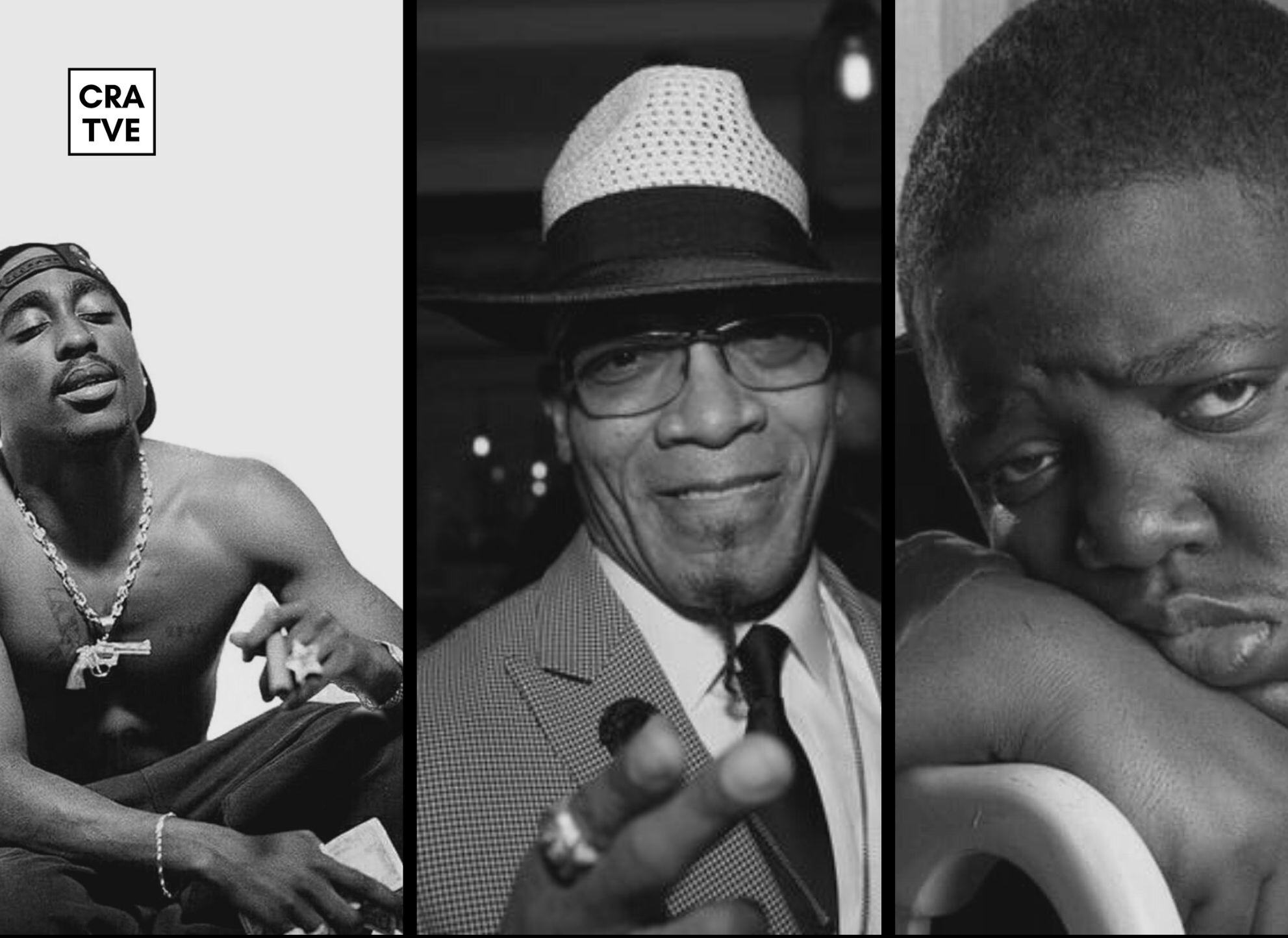 Melle Mel says Biggie didn't influence or impact hip hop like Tupac did