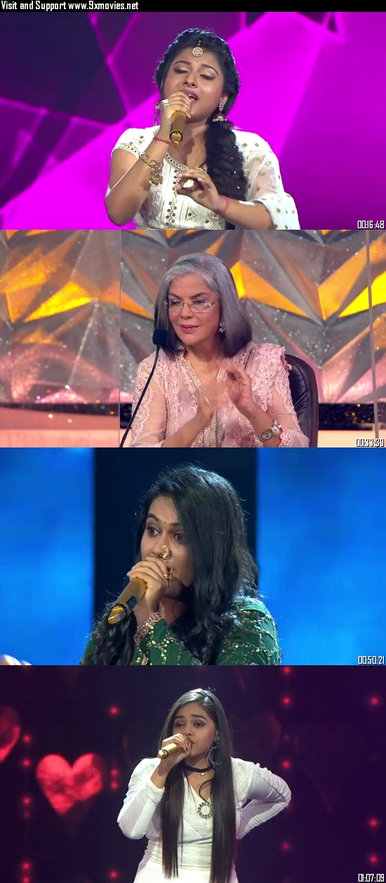 Indian Idol 06 June 2021 HDTV 480p 300MB