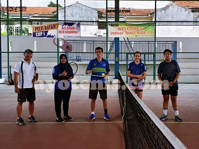 Turnamen Tenis Mulai Digelar