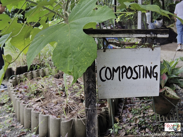 Composting Site