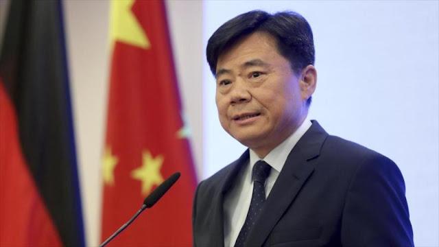 China expresa disposición a investigar el origen del coronavirus