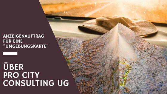 Beitragsbild: Pro City Consulting UG – Anzeigenauftrag aus Bad Kreuznach