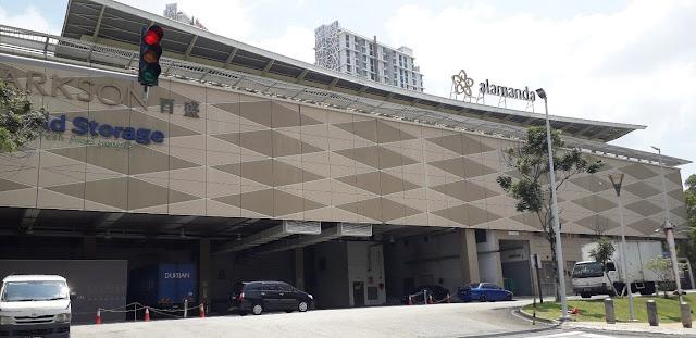 Alamanda Putrajaya Shopping Centre