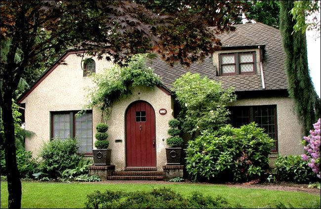 Style Cottage Anglais