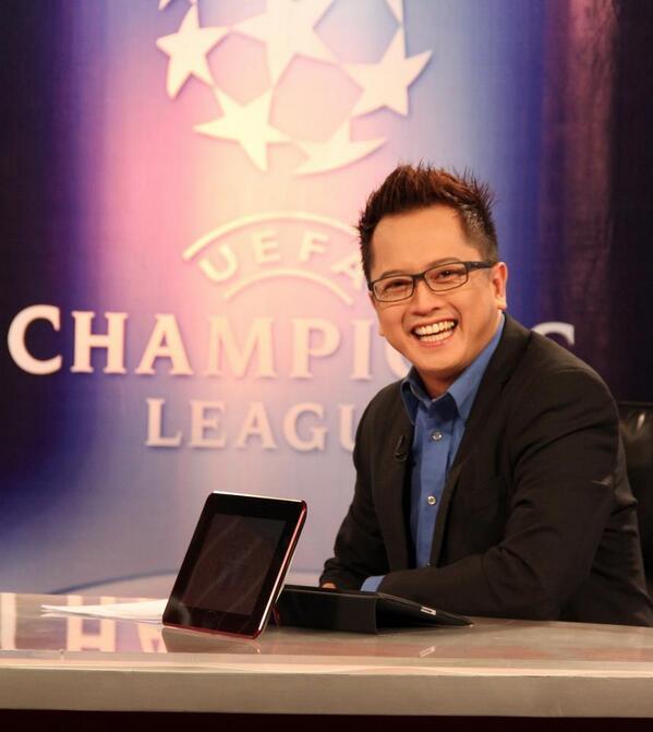 Presenter Bola Tio Nugroho Masuk Islam, Cerita Hidayahnya Unik