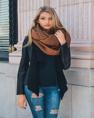 Moda de otoño casual