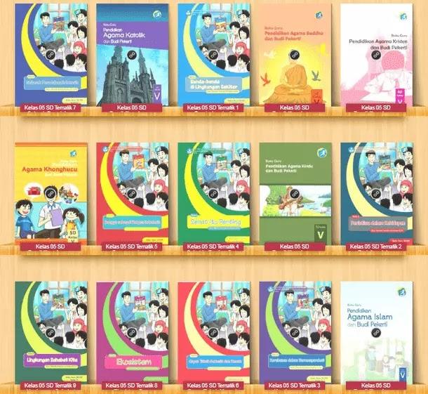 Buku Guru dan Siswa SD Kelas V (5) Kurikulum 2013
