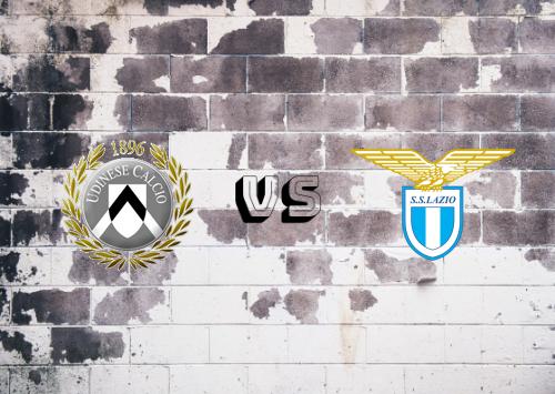Udinese vs Lazio  Resumen