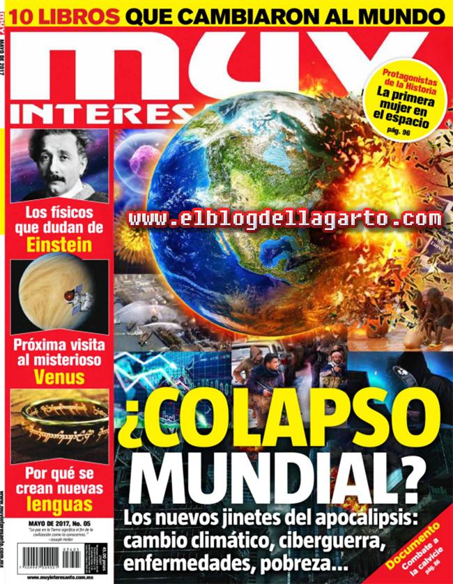 Muy Interesante Mexico - Colapso Mundial