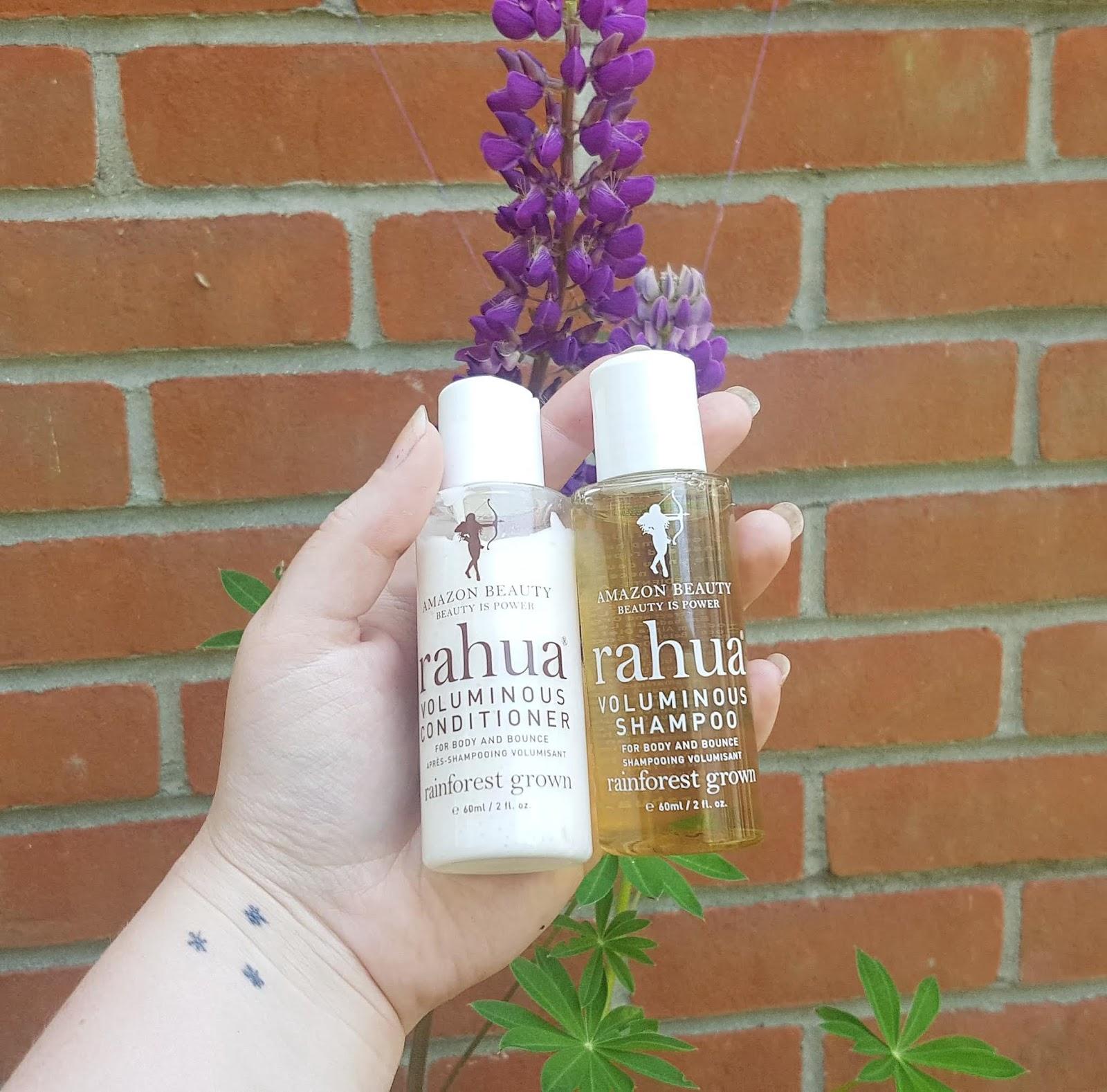 Rahua Voluminous Shampoo, Rahua Voluminous Conditioner Review