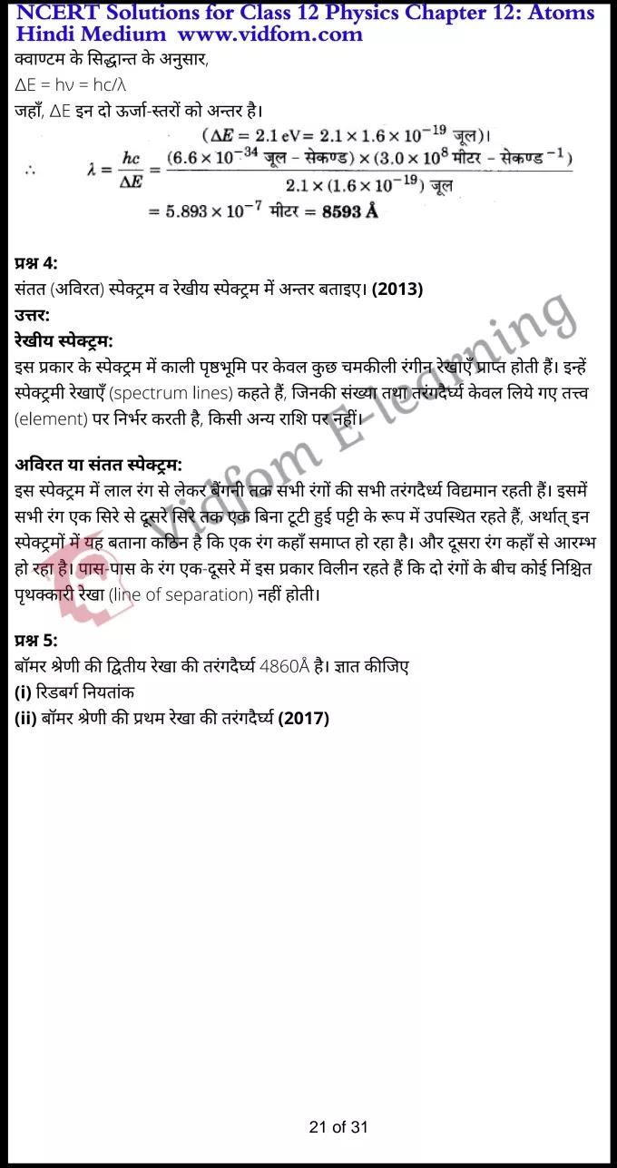 class 12 physics chapter 12 light hindi medium 21