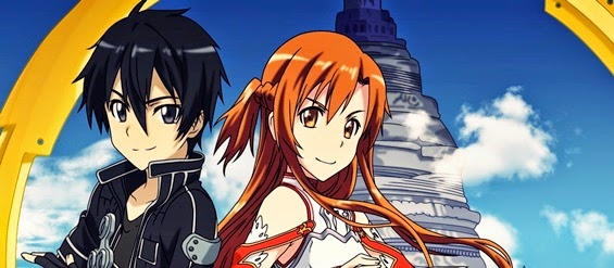 Download Sword Art Online 1° temporada (Download no MEGA)