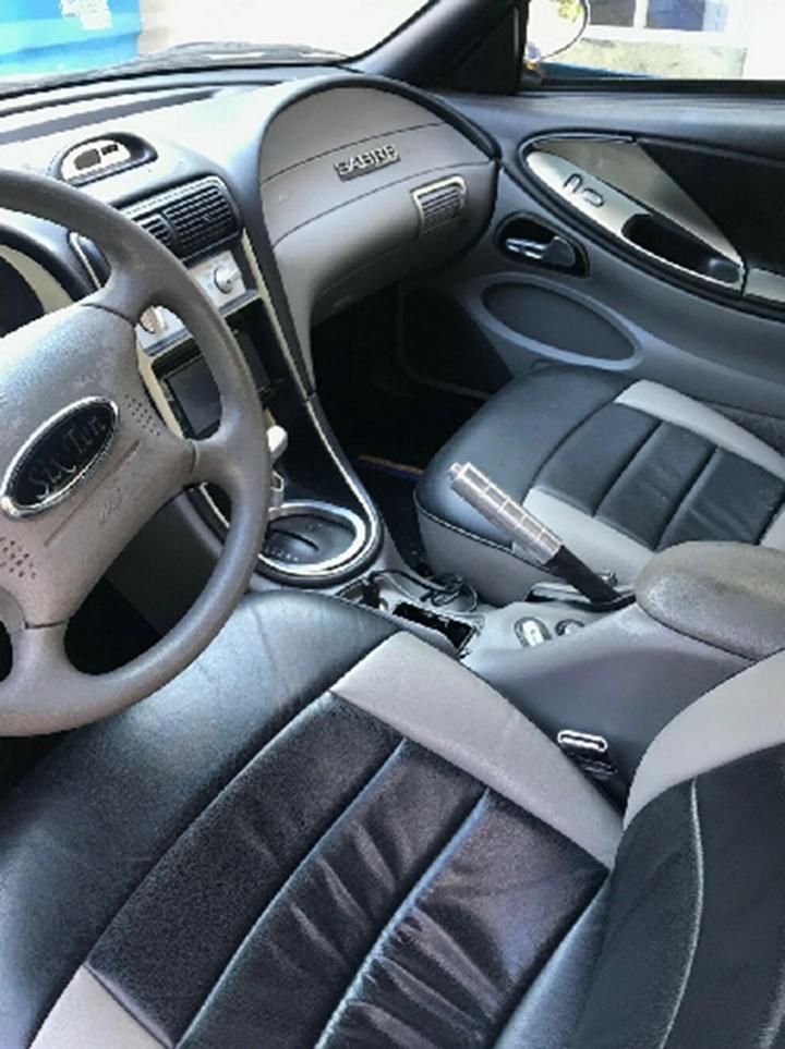 Ford Mustang xấu xí nhất thế giới rao bán 788 triệu đồng