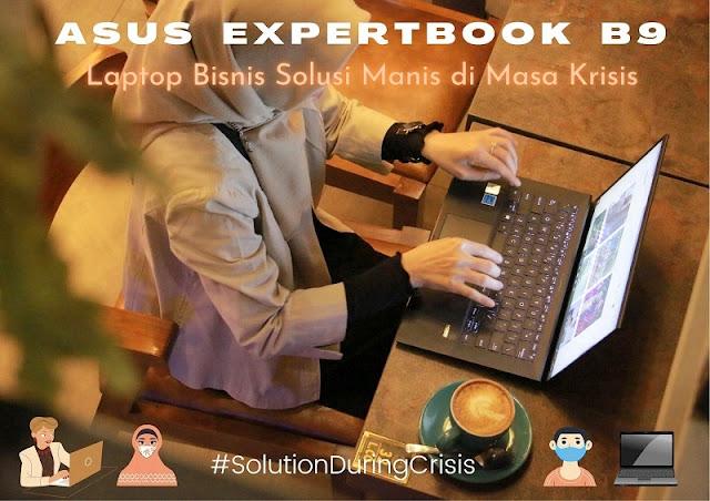 laptop bisnis asus expertbook b9450