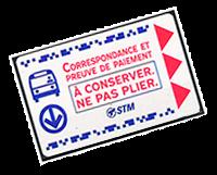 Ticket STM