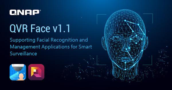 QNAP lança a versão 1.1 do QVR Face