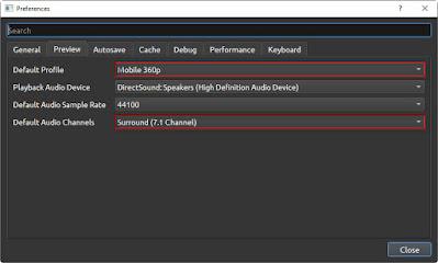 Berbicara mengenai editor video untuk youtube [Solved]: Memperbaiki Lag Patah-patah pada Preview Video Openshot (Video editor gratis terbaik]