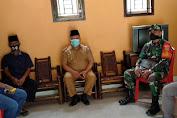 Pererat Silaturahmi Babinsa Koramil Tabir Anjangsana Ke Kantor Camat Tabir Lintas