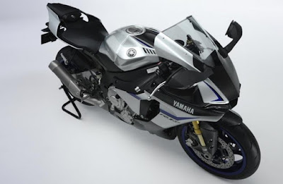 2016 Yamaha YZF R1 & YZF R1M Super bike.  01