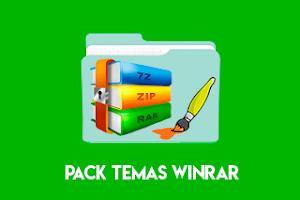 Pack De Temas Para WinRar