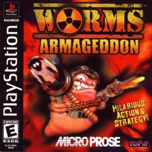 Download Worms Armageddon - Torrent (Ps1)