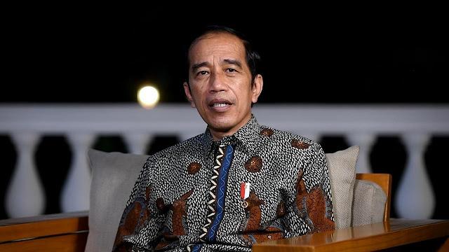 Presiden Jokowi : Tidak Ada Impor Beras Dalam Beberapa Bulan Kedepan
