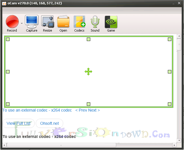 oCam Pro 406.0 Full Version