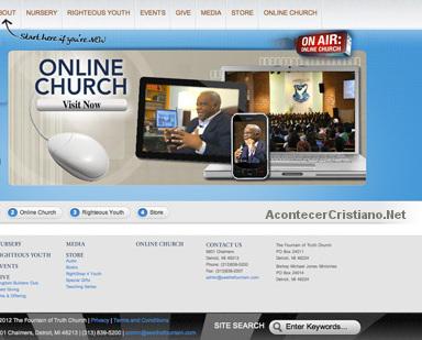 Iglesias virtuales en Estados Unidos
