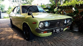 BISMILLAH Jual Koleksi Klasik Datsun 160J (TH'73)