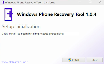 Free Download Windows Phone Recovery Tool Latest Version V2.1.1