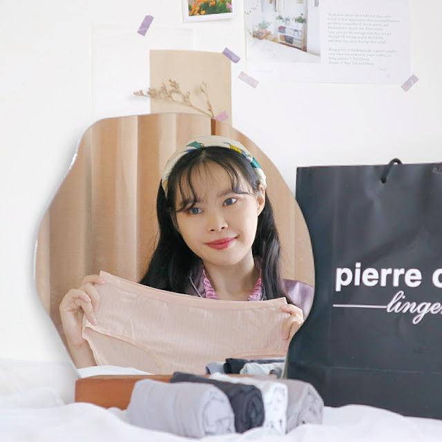 Pierre cardin Lingerie review