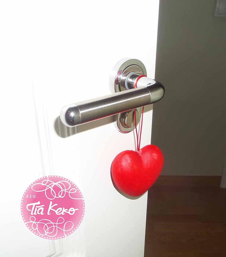 Manualidades De San Valentin Decorar Con Corazones - Decoracion-san-valentin-manualidades