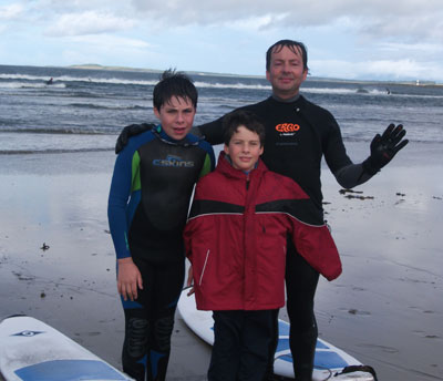 Mike Kelly and Sons on the West Coast of Ireland