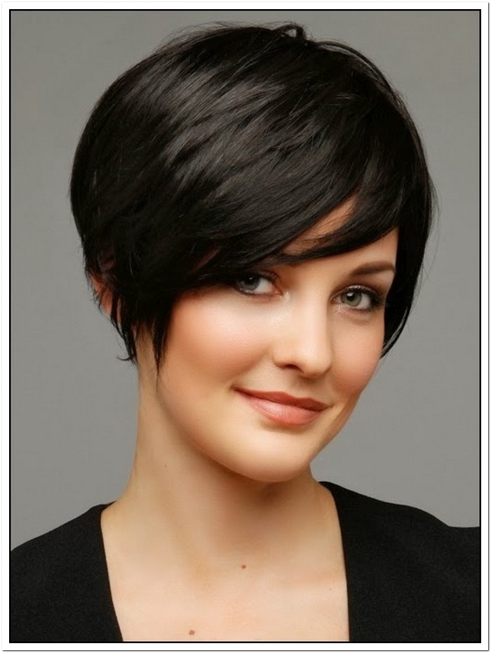 Stupendous The Trend Of Beautiful 2014 Short Hairstyles Perfection Hairstyles Hairstyle Inspiration Daily Dogsangcom