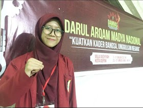 Alumni DAMNAS IMM Depok, Zuhro Ajak Immawati Melek Politik